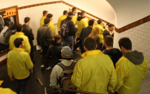 identitaires métro
