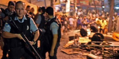 police brésil