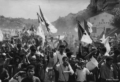 algerie-indépendance